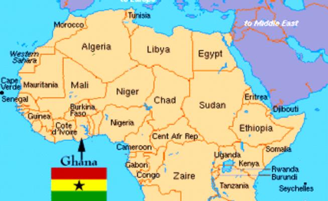 Colera in Ghana