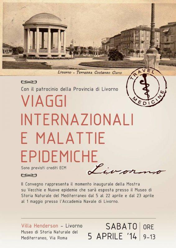 Viaggi internazionali e malattie epidemiche